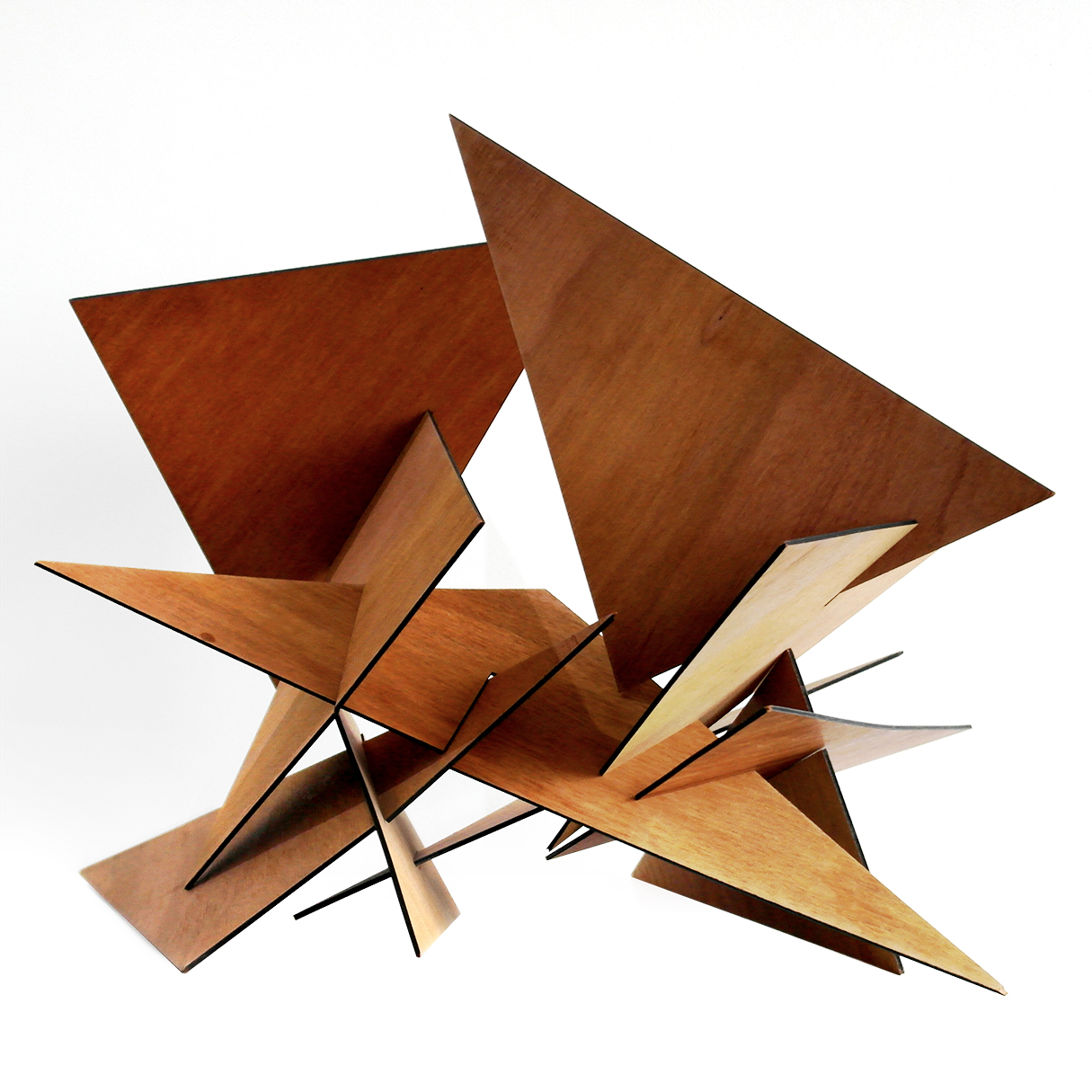 Wood Triangles