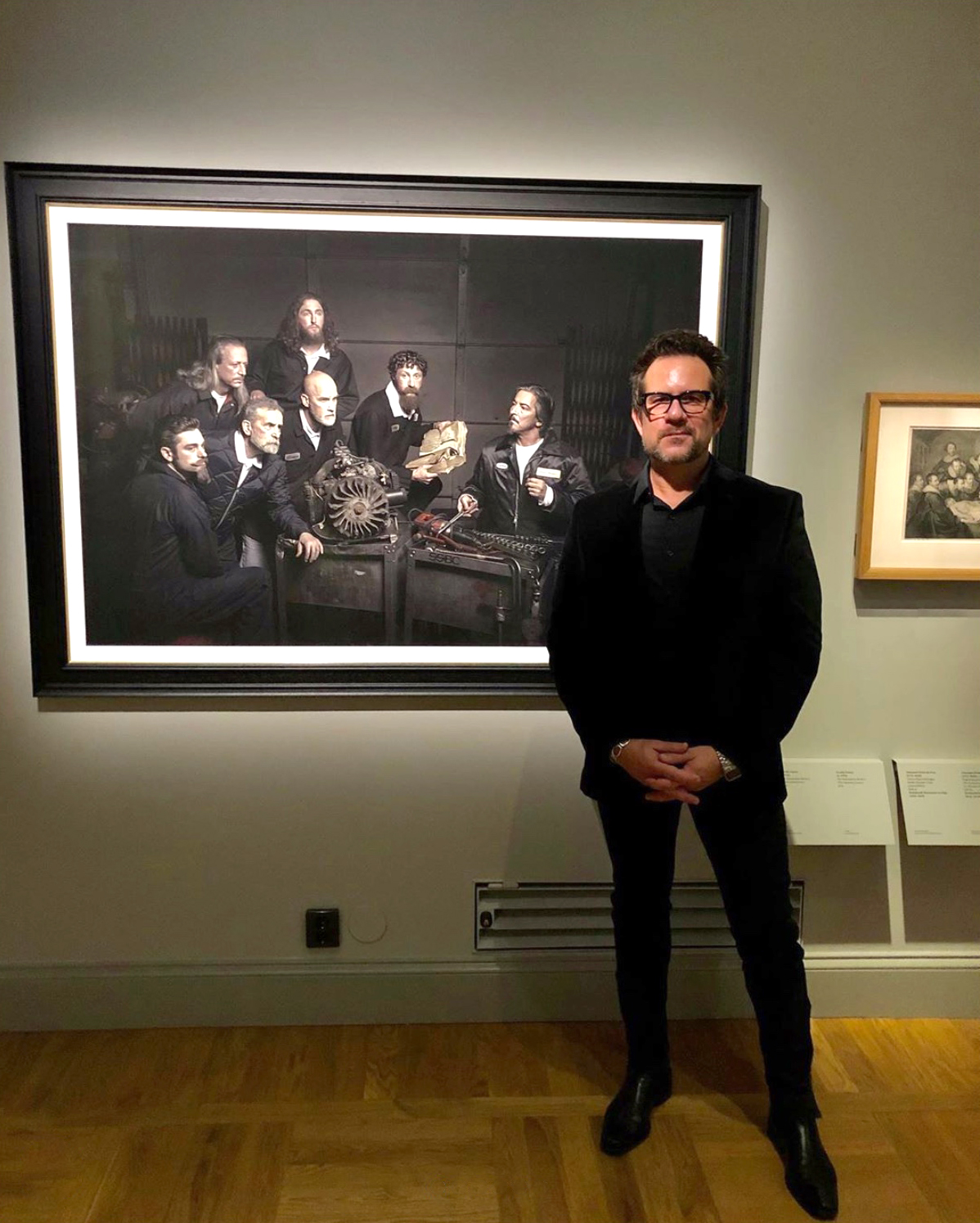 How have international contemporary artists been inspired by the classics of European art? And why is it these works, in particular, that have become known around the world?