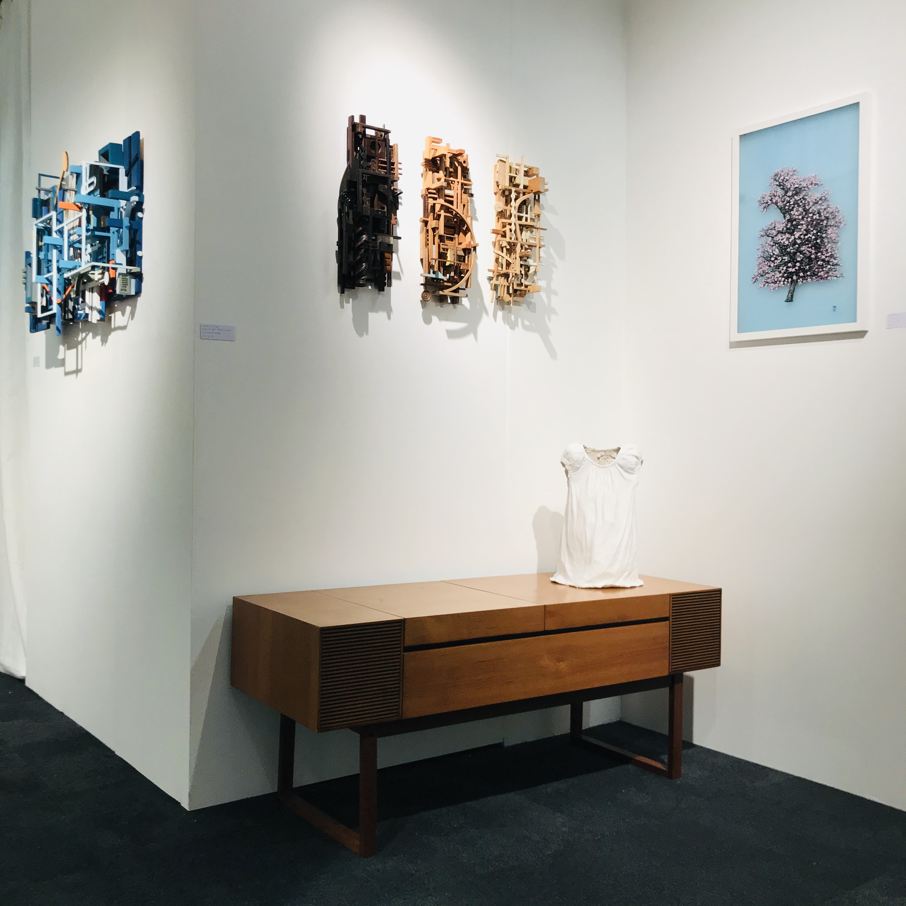 Urbane Art is delighted to be returning to the LAF this year with a new collection of works by Jack Frame, Natasha Barnes, Juliane Hundertmark, Frank Schroeder and Sylvia Tarvet.