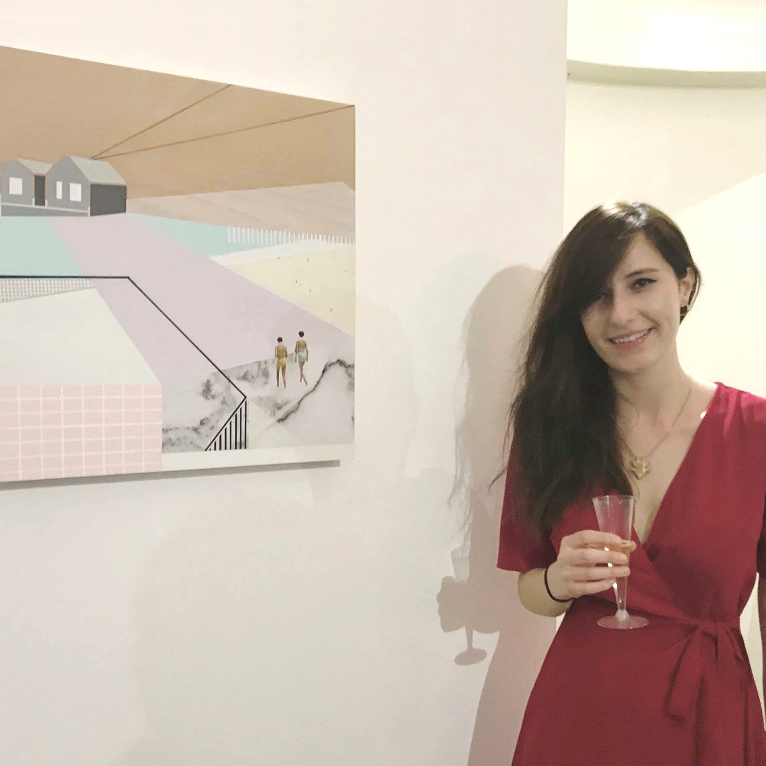 Our warm congratulations to Mairi Timoney, who was awarded the Silvana Editoriale Prize at The Art Prize CBM in Turin.