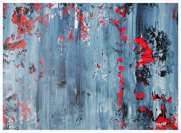 The leading Swiss abstract artist will be making his UK debut at the gallery next month.