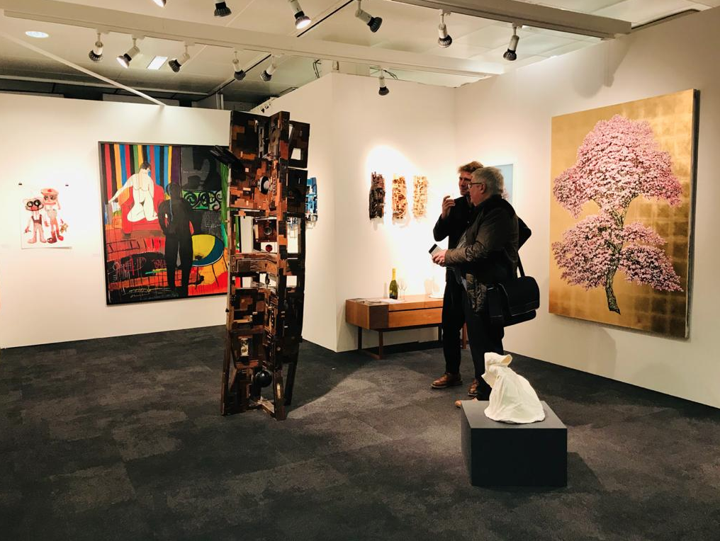 We are delighted to be returning to London Art Fair this year with an exciting collection of work by Frank Schroeder, Freddy Fabris, Juliane Hundertmark, Lesley Hilling, Sylvia Tarvet, Jack Frame, Natasha Barnes, Beti Bricelj and Hannah Ludnow.